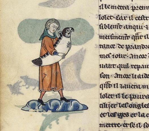 Le Livre de chasse de Gaston Fébus Fr_12400_112v