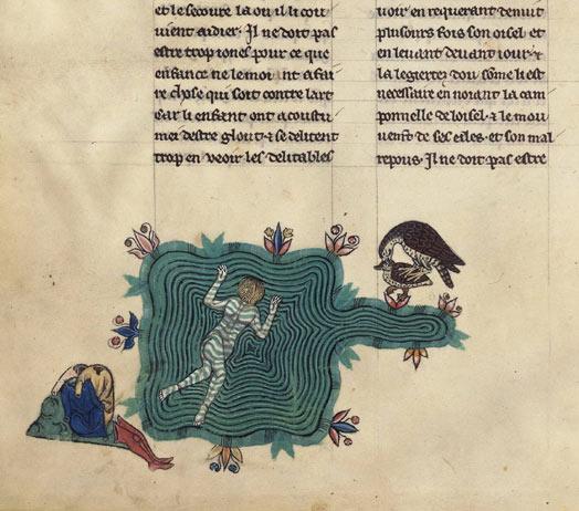 Le Livre de chasse de Gaston Fébus Fr_12400_115v