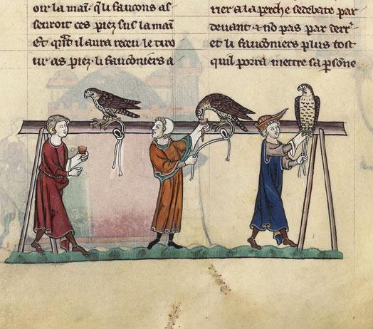 Le Livre de chasse de Gaston Fébus Fr_12400_153