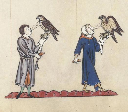 Le Livre de chasse de Gaston Fébus Fr_12400_157