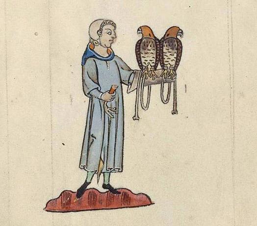 Le Livre de chasse de Gaston Fébus Fr_12400_185v