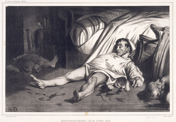 Bnf daumier for Farcical person
