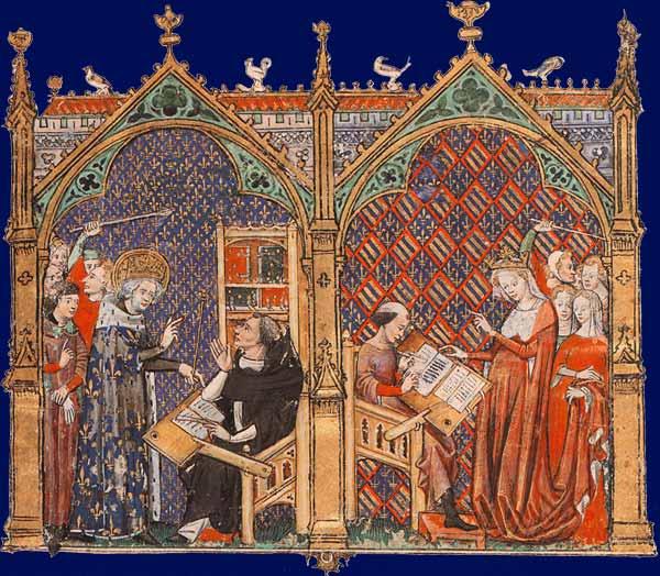 Bnf dossier p dagogique jean fouquet for Miroir des princes