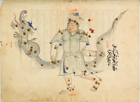 Chakras in the Sky: Arabian Manazil Reinterpreted