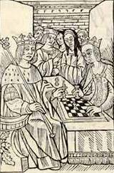 Bnf jeux de princes jeux de vilains for Miroir des princes