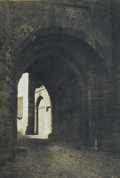 Gustave le gray for Porte narbonnaise