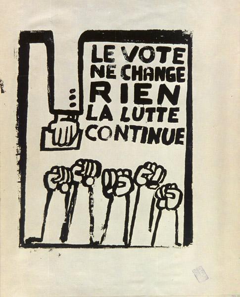 Affiche Mai 68