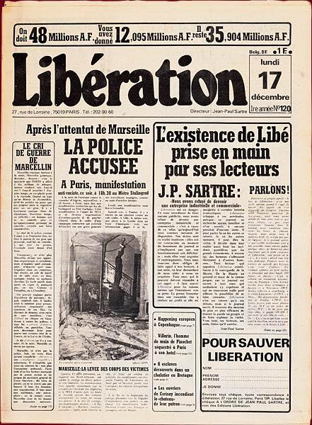 Bnf sartre - Le journal du 11 metres ...