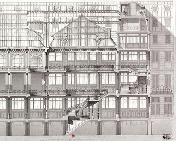 Droite - Comment faire une coupe architecture ...